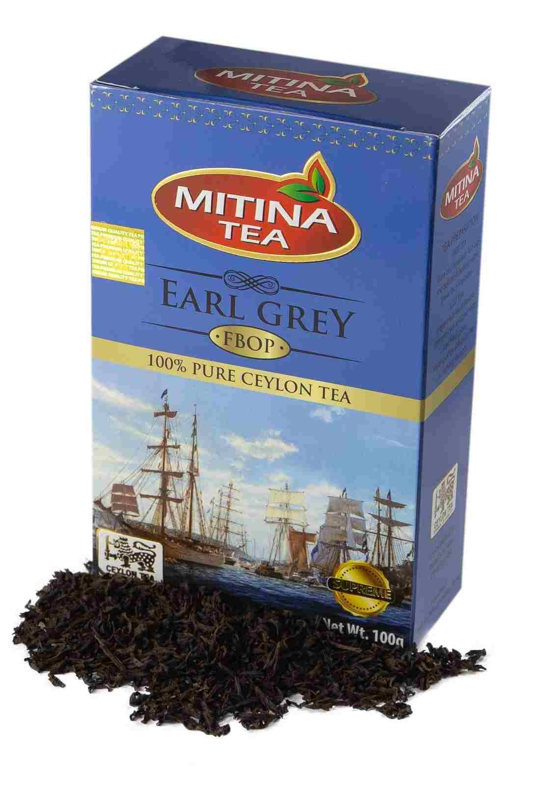 чай Earl